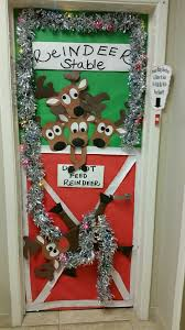 christmas office door decoration. 377 Best Christmas Door Covers Images On Pinterest. Office Christmas  Decorating Office Decoration R
