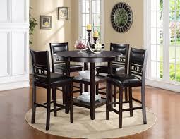 rovigo large glass chrome dining room table and 4 chairs set