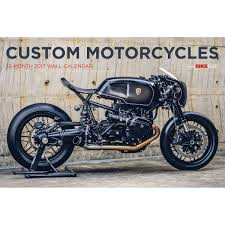 bike exif custom motorcycle calendar 2017 urban rider london