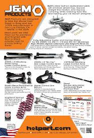 J&M Products Releases All New Lower Control Arm Relocation ...
