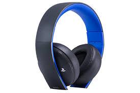 playstation acirc reg gold wireless stereo headset gold wireless stereo headset