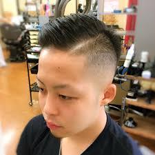 震災刈り フェードカット ハードパート メンズの髪の悩みを解決 瑞穂