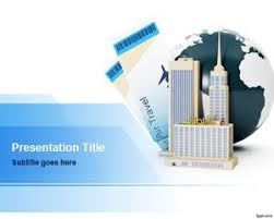 Ppt Business Template Free Ticket Powerpoint Templates