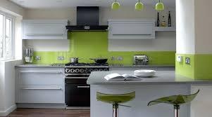 White Kitchen Idea Colour Schemes Interesting Decorating