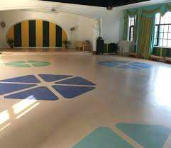 vinyl flooring for the schools with durable abrasion resistance easy and low cost cleaning makes geneous flooring better than other material