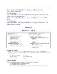 Business Law Chapter 4 Answers