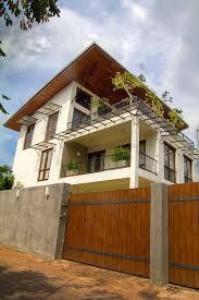box type model house design in sri