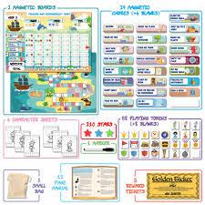 Treasure Chart 6 Treasure Hunt Responsibility Chart Epiq Education