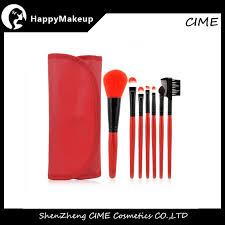 super 7 pcs but good makeup brushes set
