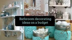 Diy Bathroom Decorating Ideas On A Budget Home Decor Interior Design Flamingo Mango Youtube