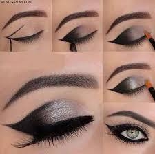billedresultat for punk makeup