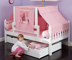 Maxtrix Tent Bed White | Bed Frames | Matrix Furniture