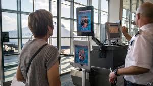 Biometric Technology How Airports Use Biometric Technology The Economist Explains