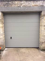 stunning grey hormann garage door this high quality garage door adds a modern touch to your home