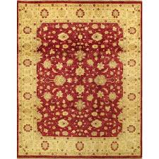 yellow and red rug ecarpetgallery hand knotted chobi finest red and yellow wool rug 81 x