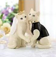 Cat Wedding Cake Toppers My Dog Ate My Money