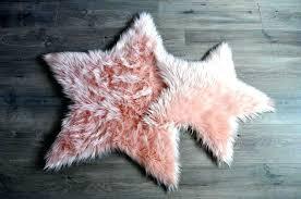 blush pink faux sheepskin rug pretty college dorm room carpet 2 light pink faux fur