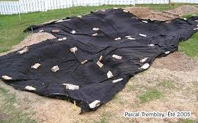 garden pond liners. How To Install Geotextile Fabric - EPDM Pond Liner Build A Small Garden Liners E