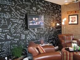 Chalkboard Paint Wall Decorations Ideas Ebbbdfd