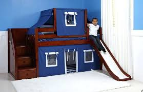 childrens beds with slides. Kid Bed With Slide Lovable Boys Loft Kids Love Beds Shop Top Selling Bunks . Childrens Slides