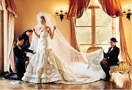 Celebrity Wedding Dress Style