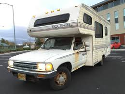 1991 Dolphine V6 Eugene, OR   campers   Pinterest   Toyota and Rv