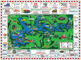 lake map  friends of nolin lake