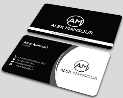 design freelancer entry 14 by allhajj17 for business card design for freelance