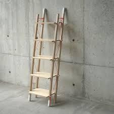 abode ladder rack single shoe rack