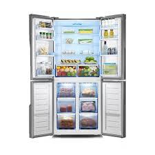 hisense 520l 4 door refrigerator hse rq561n4aw1