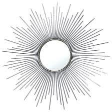 wall mirrors starburst wall mirror likeable set decoration regarding silver plan from starburs starburst wall mirror
