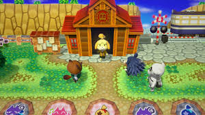 Animal Crossing Happy Home Designer Qr Codes Paths Animal Crossing Happy Home Designer Japanese Overview