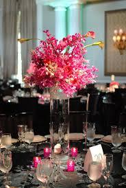 Une jolie prparation florale couleur fuchsia #purple #decoration