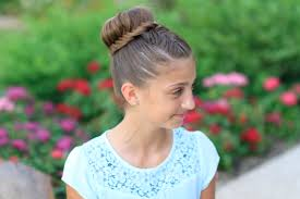 Lace Hair Style how to create a lace fishtail bun cute girls hairstyles 7348 by wearticles.com