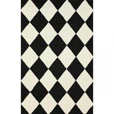 black and white checd area rug c wall decal black and white outdoor rug