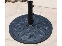 round umbrella base