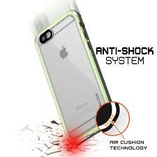 Crystal Light Case Apple Iphone 7 Waterproof Case Punkcase Crystal Light Green