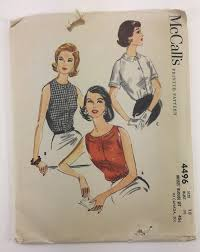 Mccalls Sewing Pattern Cool Decoration