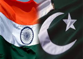 Image result for INDIA PAKISTAN FLAG