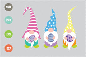 This free design comes with our premium license which allows commercial and personal use. Easter Gnomes Graphic By Logotrain034 Creative Fabrica
