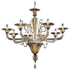 cannaregio murano glass chandelier