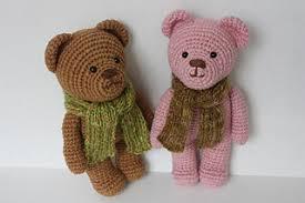 Crochet Bear Pattern Beauteous Ravelry Amigurumi Crochet Teddy Bear Pattern By HappyAmigurumi