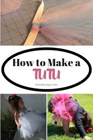 best diy crafts ideas easy instructions for how to make a tutu today on the blog orsoshesays com