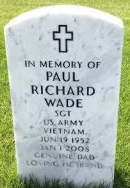 Paul Richard Wade (1952-2008) - Find A Grave Memorial