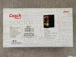 celular plum coach plus ii - lapulga ...
