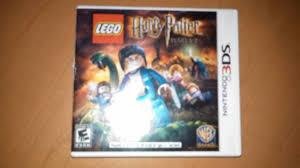 Bleiben sie informiert über harry potter nintendo 3ds. Juego Nintendo 3ds Harry Potter Lego Harry Potter Years 5 7 Nintendo 3ds Vs Lego Harry