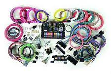 auto wiring kit parts accessories american auto wire 500695 highway 22 complete universal wiring harness kit
