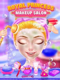 royal princess makeup salon royal bride dress up 3 0 screenshot 1