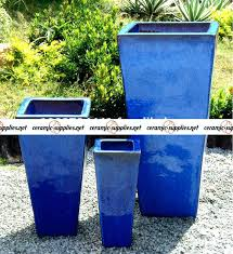 extraordinary tall ceramic flower pots outdoor palletcover co