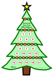 Winter Incentive Charts Winter And Christmas Sticker Charts A Fun Way To Chart Your